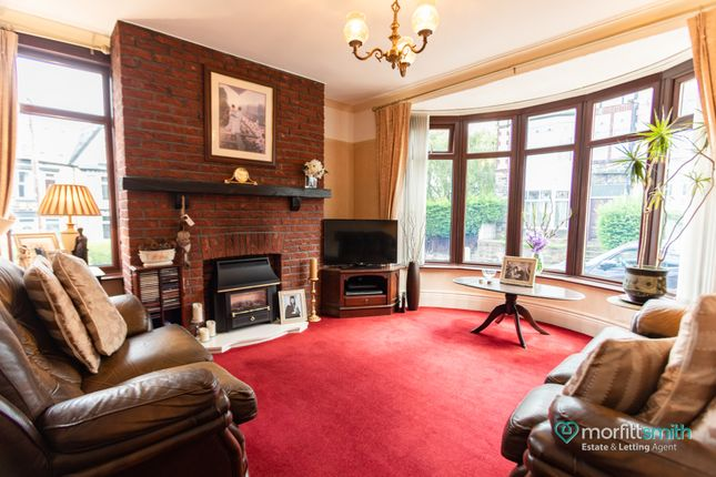 Living Room of The Drive, Wadsley, - Corner Position S6