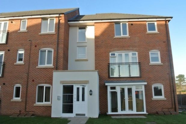 Thumbnail Flat to rent in Signals Drive, New Stoke Village