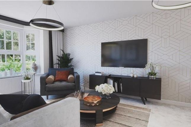 Inside View Of Lounge 4 Bed Kirkdale Home