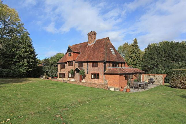 Thumbnail Equestrian property for sale in Nizels Lane, Hildenborough, Tonbridge