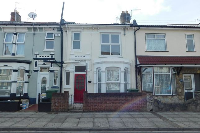 3 bed terraced house for sale in Bonchurch Road, Southsea