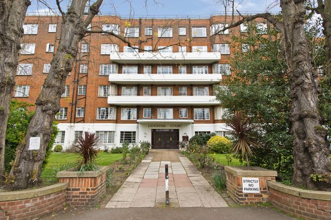 1 bed flat for sale in Langham Court, Wyke Road, West Wimbledon