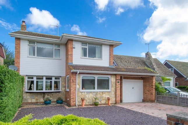 Thumbnail Detached house for sale in Cherry Orchard, Chestfield, Whitstable