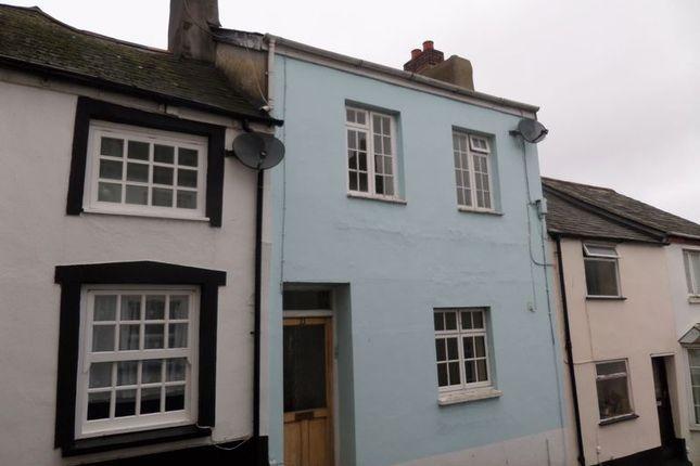 Thumbnail Terraced house to rent in Higher Gunstone, Bideford