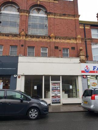 Thumbnail Retail premises to let in Rosmary Rd, Clacton-On-Sea