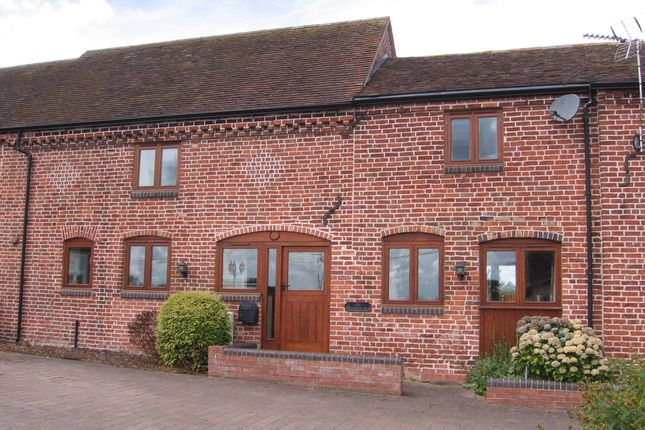 Thumbnail Barn conversion to rent in Red House Farm Barns, Longden On Tern, Telford