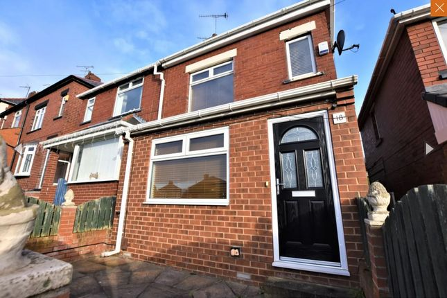 Thumbnail Semi-detached house to rent in Highstone Lane, Worsbrough, Barnsley