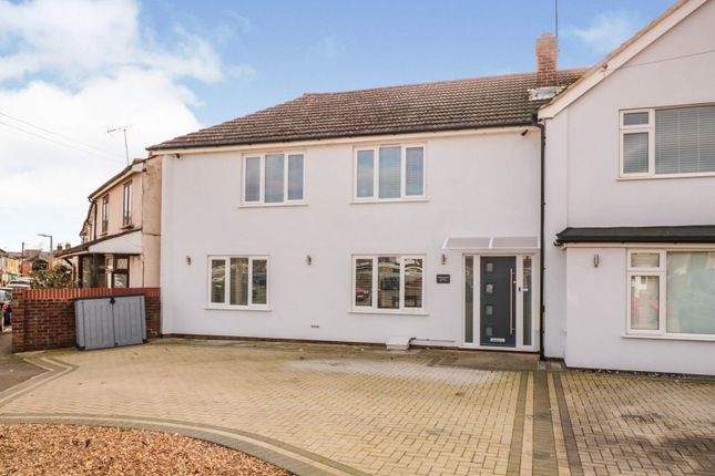 2 bed semi-detached house for sale in Rushleigh Avenue, Waltham Cross EN8