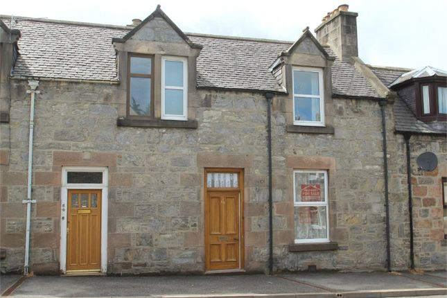 Thumbnail Terraced house for sale in Balvenie Street, Dufftown, Keith