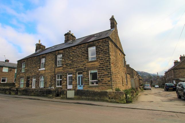 Thumbnail End terrace house for sale in Park Lane, Two Dales, Matlock
