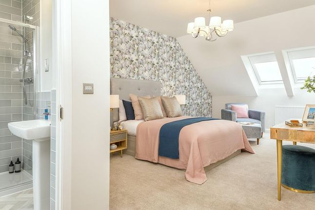 """4 bedroom terraced house for sale in """"Woodcote"""" at Butt Lane, Thornbury, Bristol"""
