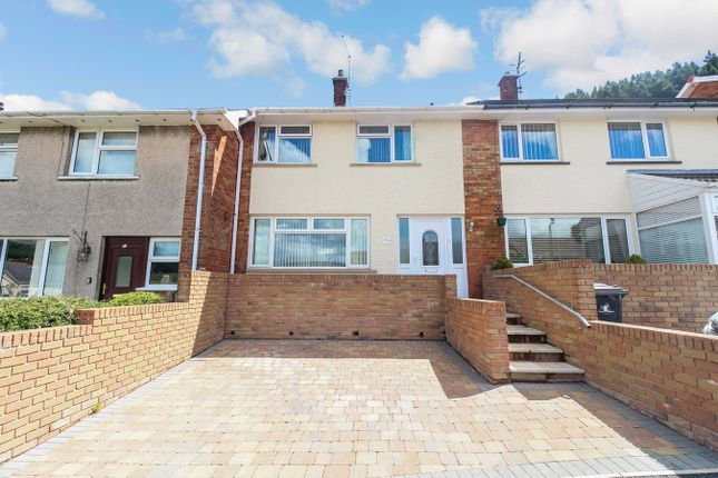 Thumbnail Terraced house for sale in Florence Close, Abertillery