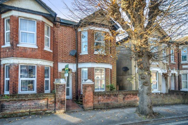 Thumbnail Property to rent in Newcombe Road, Southampton