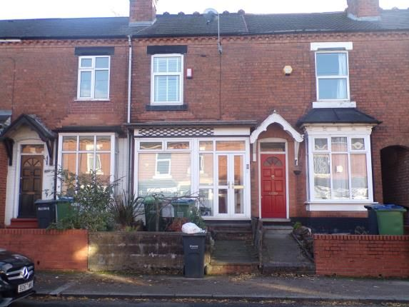 Thumbnail Terraced house for sale in St. Marys Road, Smethwick, Birmingham, West Midlands
