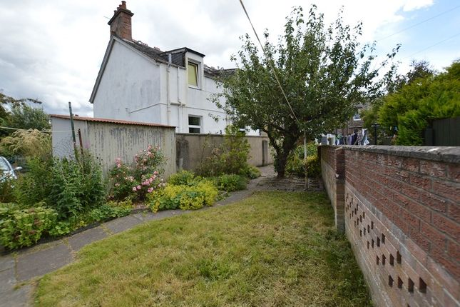 Rear Garden of 3 Ross Avenue, Inverness IV3