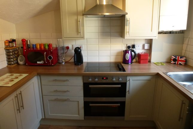 3 bed end terrace house for sale in Coopers Mill, Norton Fitzwarren, Taunton