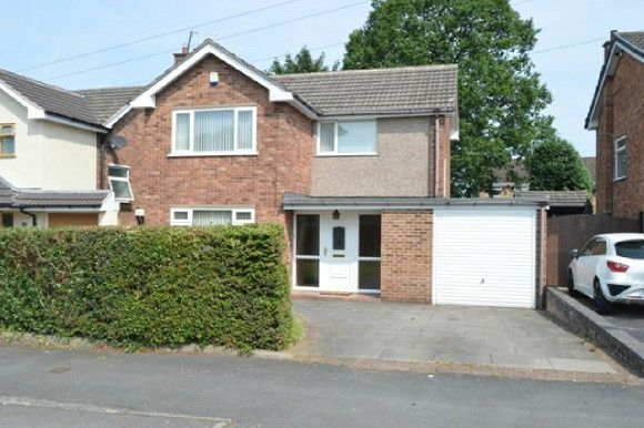 Thumbnail Detached house to rent in The Lea, Trentham, Stoke-On-Trent