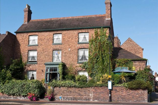 Thumbnail Hotel/guest house for sale in The Square, Broseley