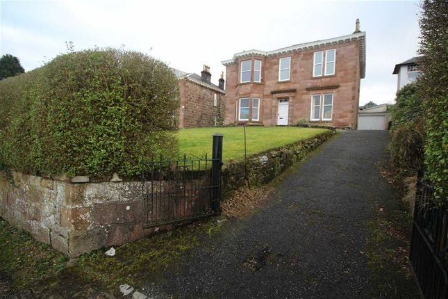 Thumbnail Flat for sale in Moorfield Road, Gourock