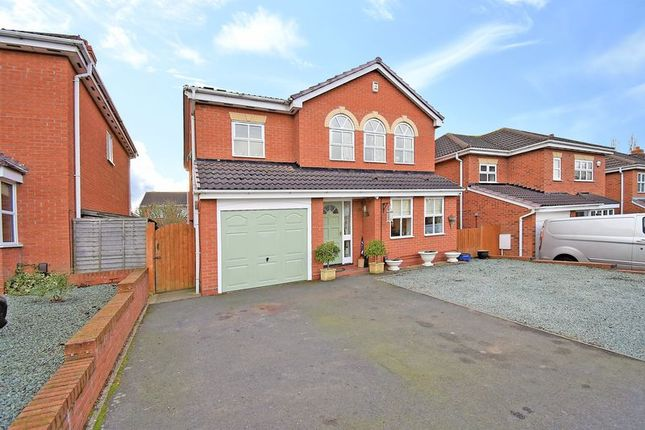 Thumbnail Detached house for sale in 17 Rembrandt Drive, Shawbirch, Telford