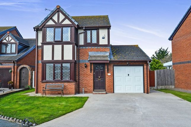 3 bed detached house for sale in Hyde Court, Kinmel Bay, Rhyl