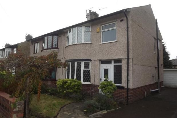 Thumbnail Property to rent in Minehead Avenue, Burnley