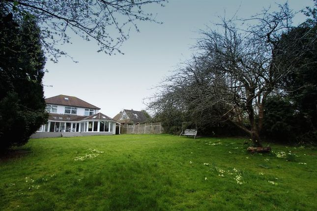 Thumbnail Detached house for sale in Robin Lane, Clevedon