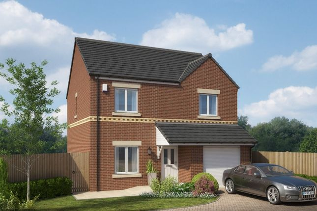 Thumbnail Detached house for sale in Bedford Sidings, South Church Road, Bishop Auckland, County Durham