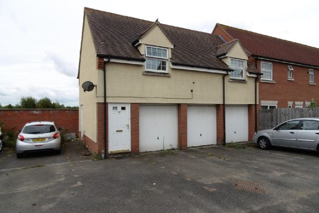 Thumbnail Maisonette for sale in Gershwin Boulevard, Witham