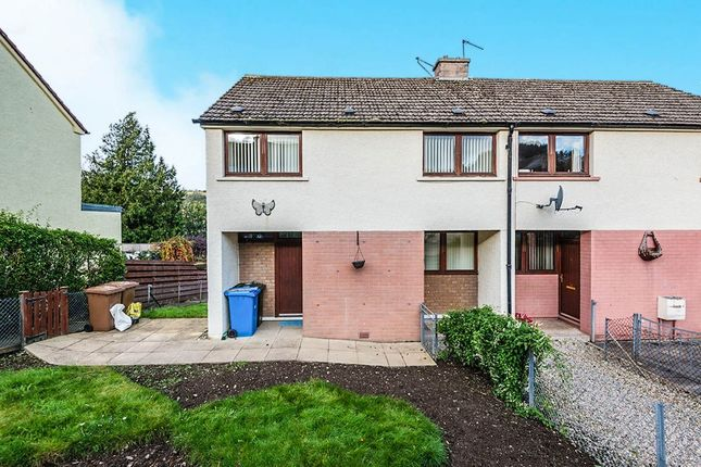 Terraced house for sale in Cluny Road, Dingwall