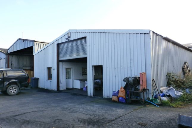 Thumbnail Commercial property for sale in Llanrhystud, Aberystwyth