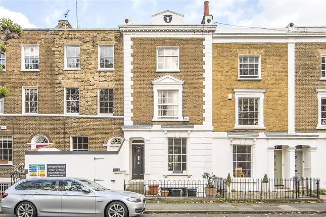 Thumbnail Terraced house for sale in Cleaver Square, London