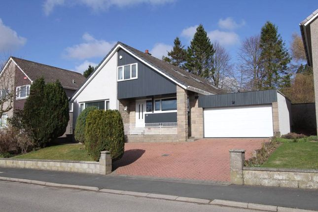 Thumbnail Detached house to rent in Cairnlee Terrace, Bieldside, Aberdeen