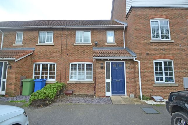 Thumbnail Terraced house to rent in Emerald Crescent, Sittingbourne