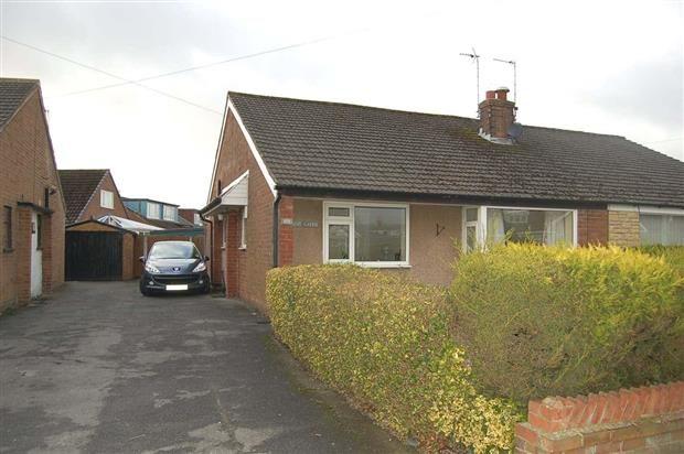 Thumbnail Bungalow to rent in Croston Road, Garstang, Preston