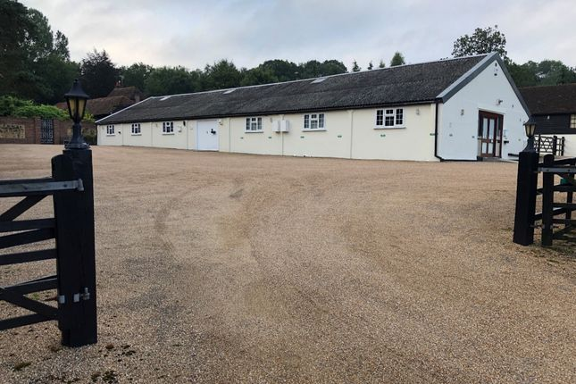Thumbnail Office to let in Sandhawes Hill Dormansland, East Grinstead