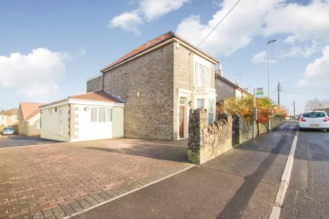 Thumbnail Detached house for sale in Middle Road, Kingswood, Bristol