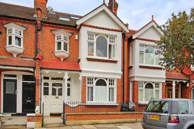 Thumbnail Terraced house for sale in Wakehurst Road, London