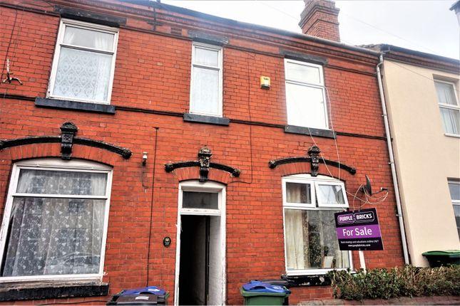 Terraced house in  Bridge Street  West Bromwich  Birmingham