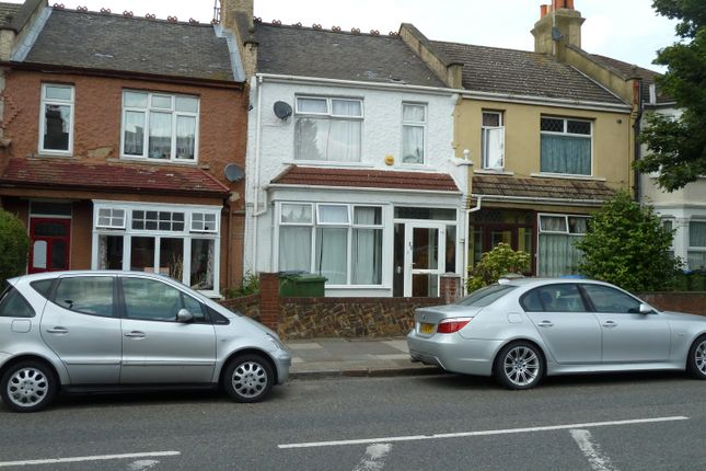 Thumbnail Terraced house to rent in Mcleod Road, Abbey Wood, London
