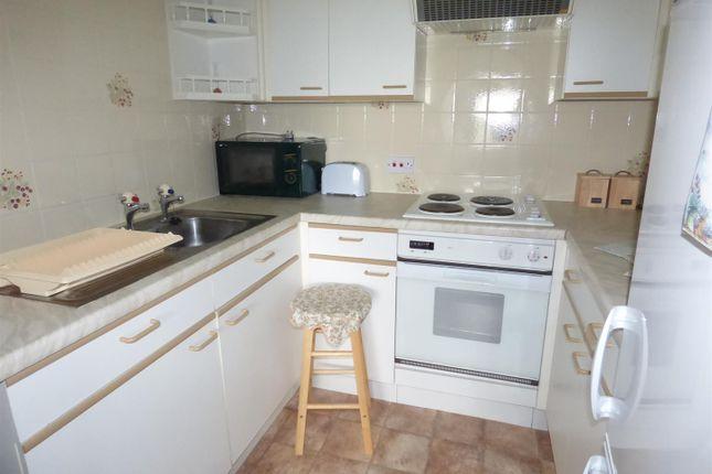 Kitchen of Ty Rees, The Parade, Carmarthen SA31