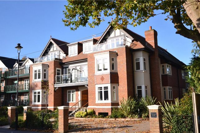 Thumbnail Flat for sale in Hitcham Court, Ray Mead Road, Maidenhead