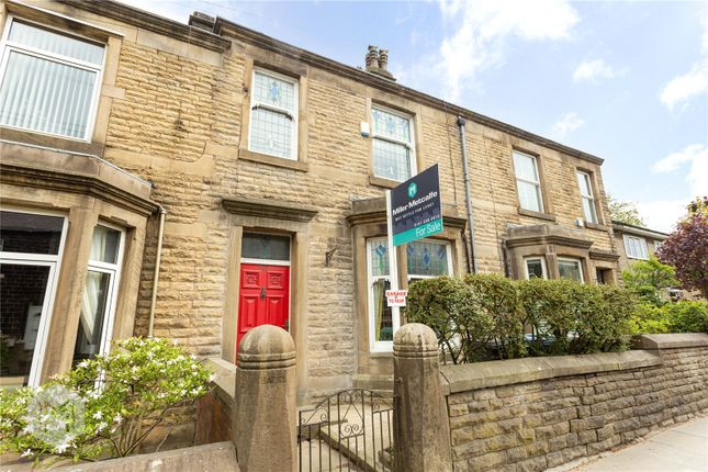 Thumbnail Terraced house for sale in Bolton Road West, Ramsbottom, Bury