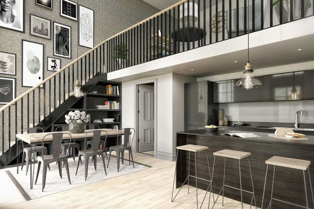 Thumbnail Flat for sale in 15 Loft House - College Road, Bristol
