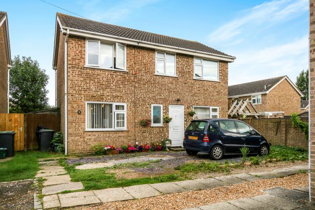 Thumbnail Detached house for sale in St Crispins Way, Raunds, Wellingborough