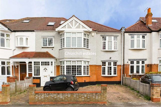 Thumbnail Semi-detached house for sale in Cheyne Avenue, London