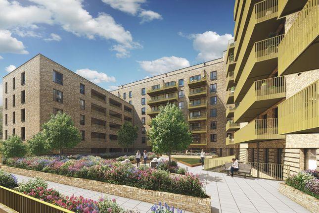 Thumbnail Flat for sale in Acton Gardens, Bollo Lane, Acton