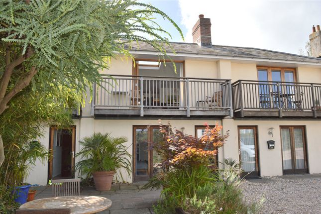 Thumbnail Terraced house for sale in Pound Road, Lyme Regis, Dorset