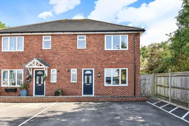 Thumbnail Semi-detached house to rent in Greenham, Berkshire