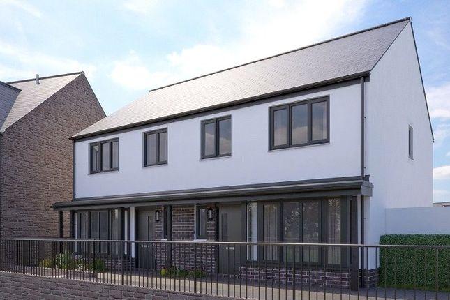 Thumbnail Semi-detached house for sale in 69 Allington, Paignton, Devon